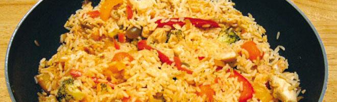 | Reis-Gerichte