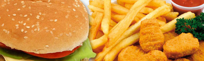 | Big Burger Menü